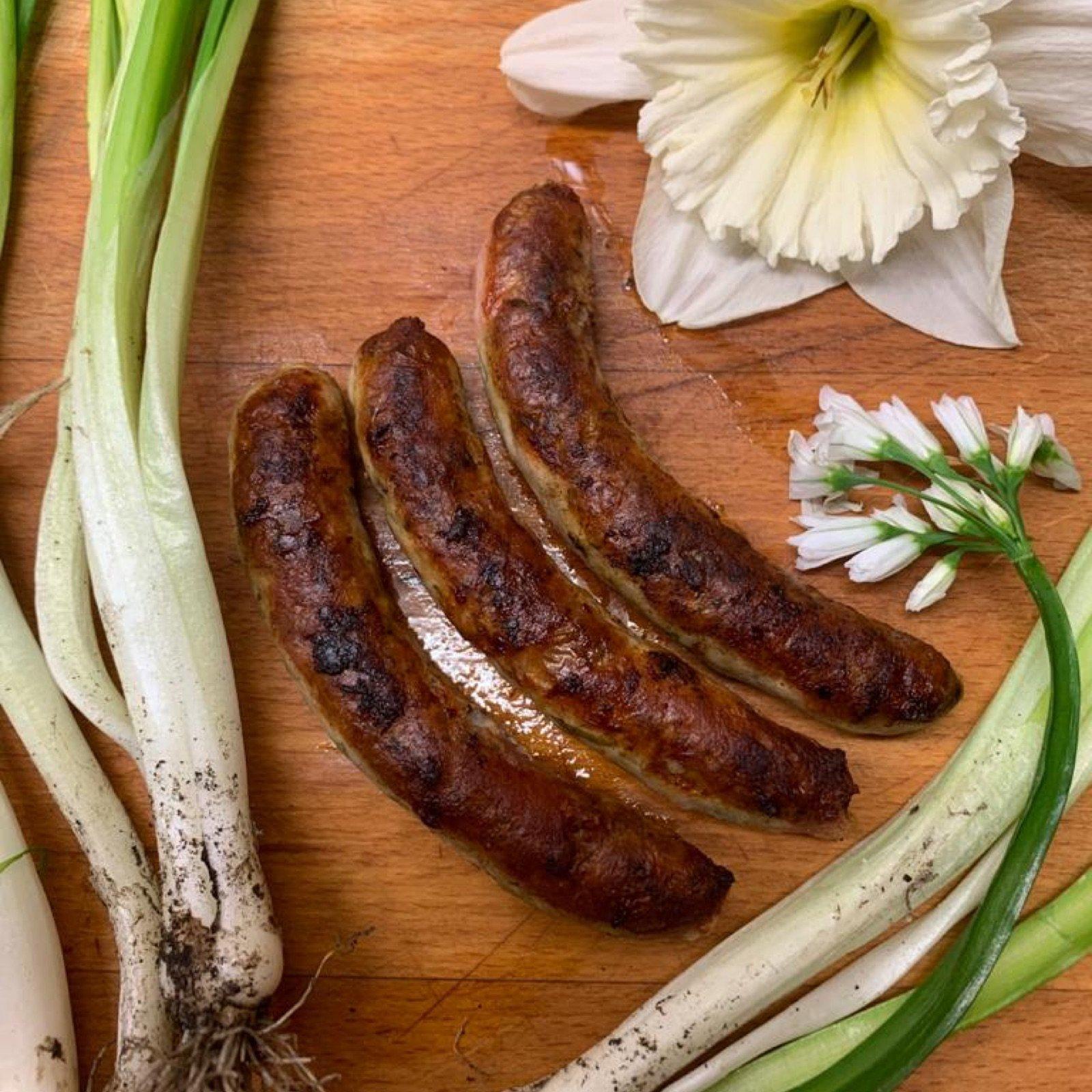 pork-and-foraged-wild-leak-sausages